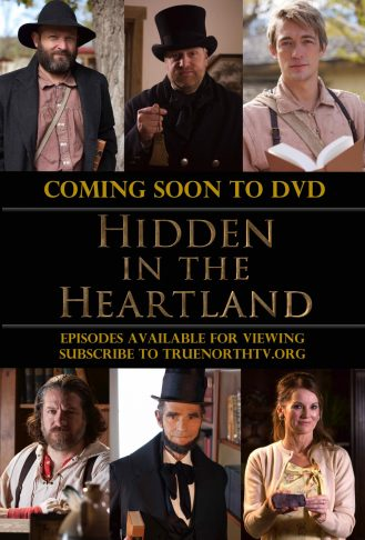 Hidden in the Heartland poster