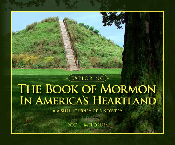 Exploring BofM in Americas Heartland cover