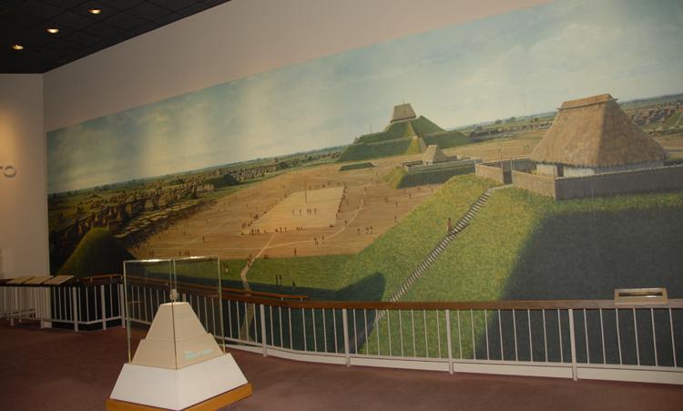 Cahokia Wall Mural