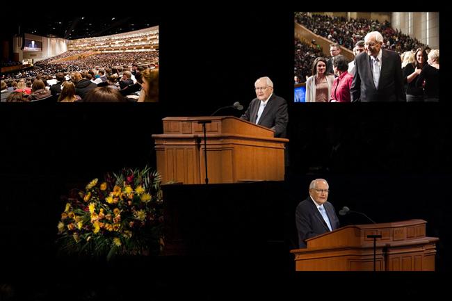 Elder L. Tom Perry, BYU Devotional