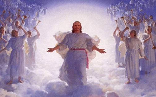 Jesus Christ Returns
