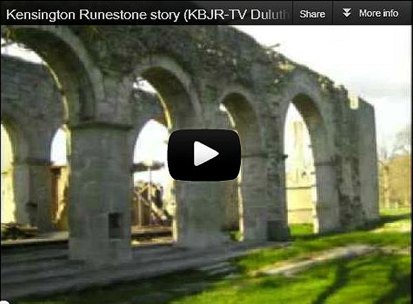Kensington Rune Stone Story