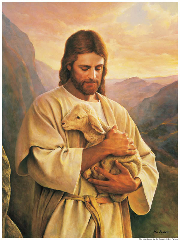 Christ the Lamb