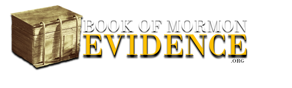 Book of Mormon Evidence logo